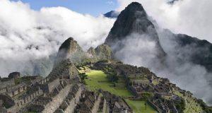 Мачу Пикчу: город в небесах на YouTube 3D