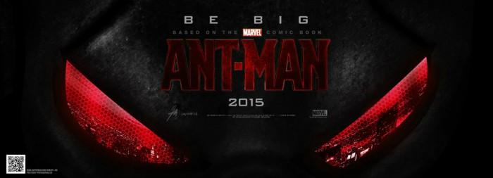 Человек-муравей (Ant-man) в 3D: со съёмочной площадки