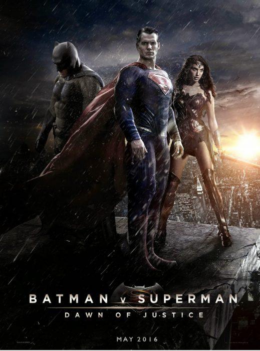 Бэтмен против Супермена (Batman v Superman: Dawn of Justice) в 3D: новое видео со съёмок