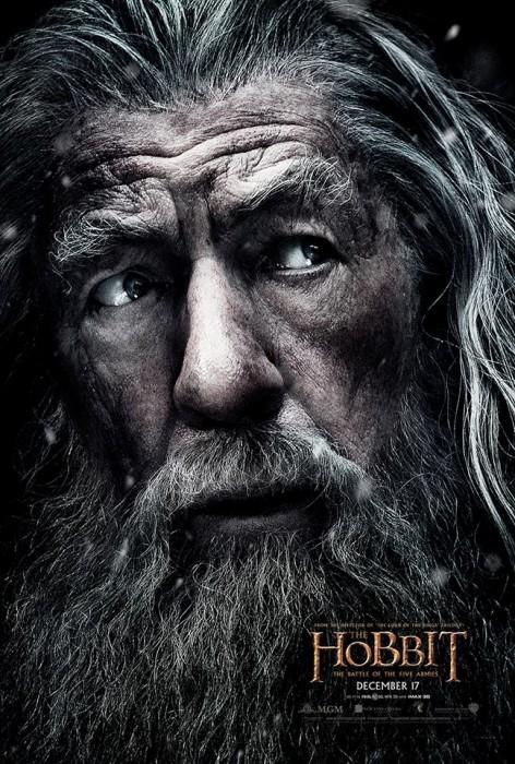 Хоббит: Битва пяти воинств 3D (The Hobbit: The Battle of the Five Armies): огромная подборка новых материалов