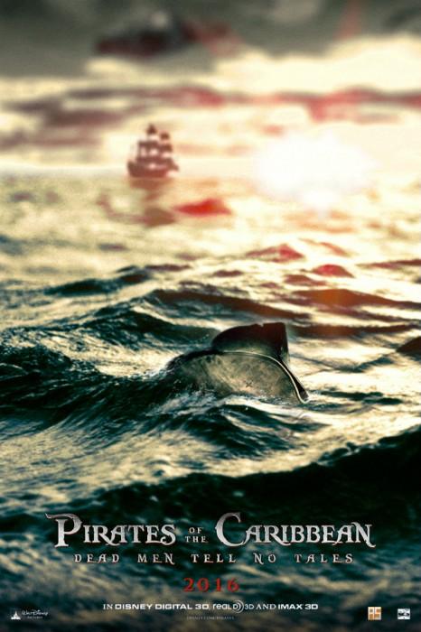 """""""Пираты Карибского моря 5"""" (Pirates of the Caribbean: Dead Men Tell No Tales): съёмки 3D-ленты буду проходить в Австралии"""