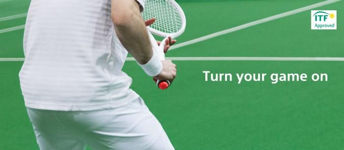 Sony Smart Tennis Sensor: новый уровень игры в теннис