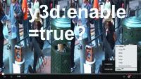 Как вернуть настройки стерео 3D на YouTube