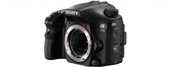 APS-C зеркалка Sony SLT-A77 II: оружие для фотоохотника
