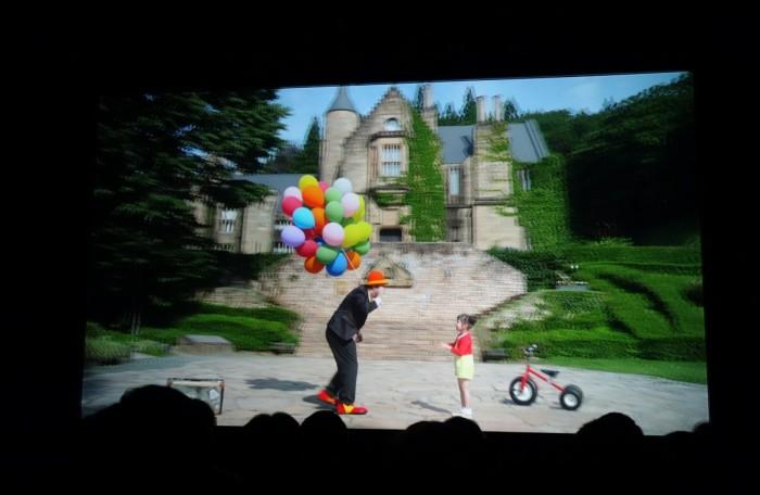 NHK показала 8K стерео 3D-видеофильм