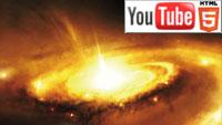 Космическое путешествие 3D: документальная лента на YouTube 3D
