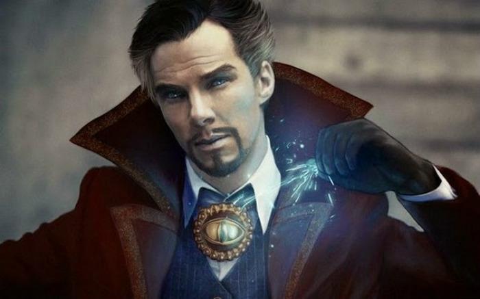 Доктор Стрэндж (Doctor Strange) в 3D: претенденты на главную роль