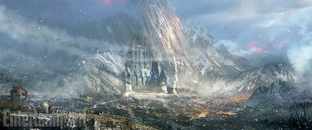 Хоббит: Битва пяти воинств в 3D: финальный трейлер и новые материалы