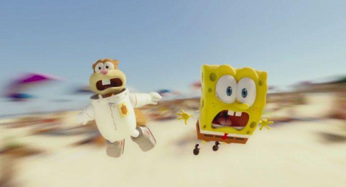 «Губка Боб в 3D» (The SpongeBob Movie: Sponge Out of Water)