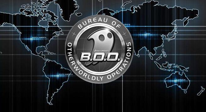 «Отдел потусторонних дел» (B.O.O.: Bureau of Otherworldly Operations)