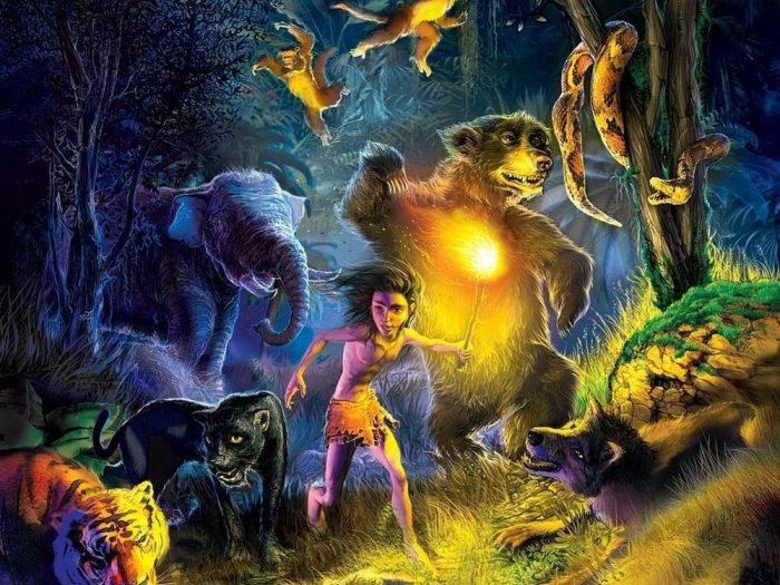 «Книга джунглей» (The Jungle Book)