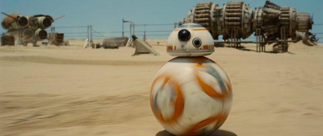 «Звёздные Войны: Пробуждение Силы» (Star Wars: The Force Awakens 3D)