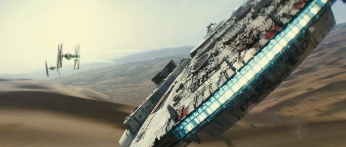 Звездные войны: Эпизод 7. Пробуждение силы 3D