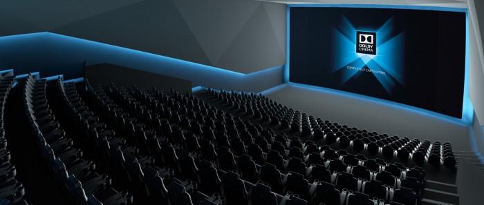 Dolby Cinema: новое поколение широкоформатных 3D-кинотеатров