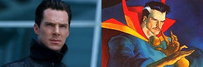 Доктор Стрэндж (Doctor Strange) 3D: главную роль исполнит Бенедикт Камбербэтч (Benedict Cumberbatch)