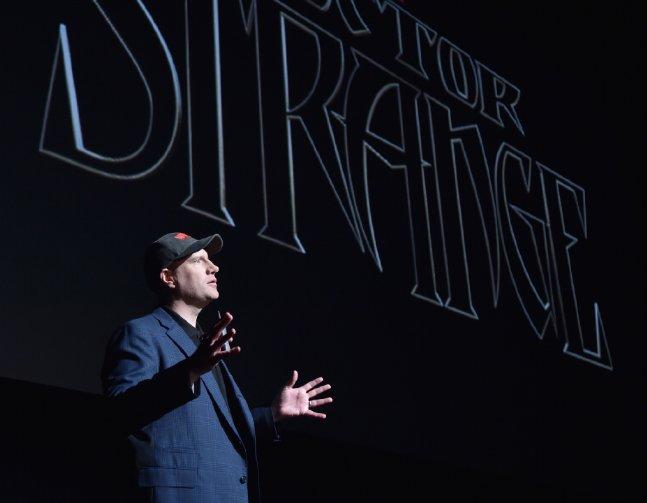 Доктор Стрэндж (Doctor Strange) 3D:Кевина Файги (Kevin Feige)