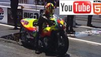 Дрэг-рейсинг на YouTube 3D: спортивный драйв в трёх измерениях