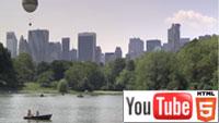 YouTube стерео 3D: трёхмерные путешествия в демо-роликах JVC