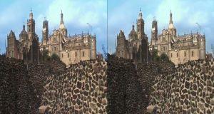 Прогулка по Мехико на YouTube 3D