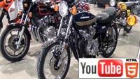 Vintage in the Valley: шоу-выставка мотоциклов на YouTube 3D