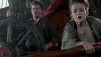 Пэн 3D: первые постеры и трейлер к сказочному фильму
