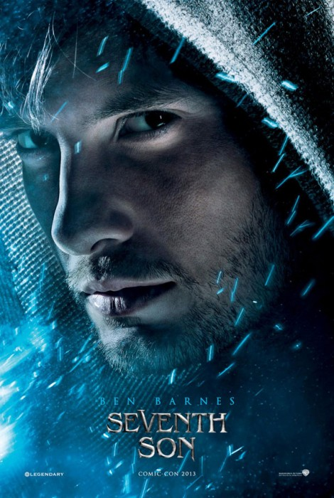 Седьмой сын 3D (Seventh Son): Джефф Бриджес (Jeff Bridges), Бен Барнс (Ben Barnes), Джулианна Мур (Julianne Moore), Кит Харингтон (Kit Harington), Алисия Викандер (Alicia Vikander), Джимон Хонсу (Djimon Hounsou), Антье Трауэ (Antje Traue), Оливия Уильямс (Olivia Williams)