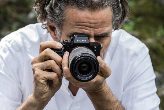 Полнокадровая камера Sony A7 Mark II: впервые с 5-осевой стабилизацией