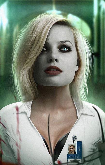 Марго Робби (Margot Robbie) сыграет подружку Джокера (Joker) – Харли Квинн (Harley Quinn)
