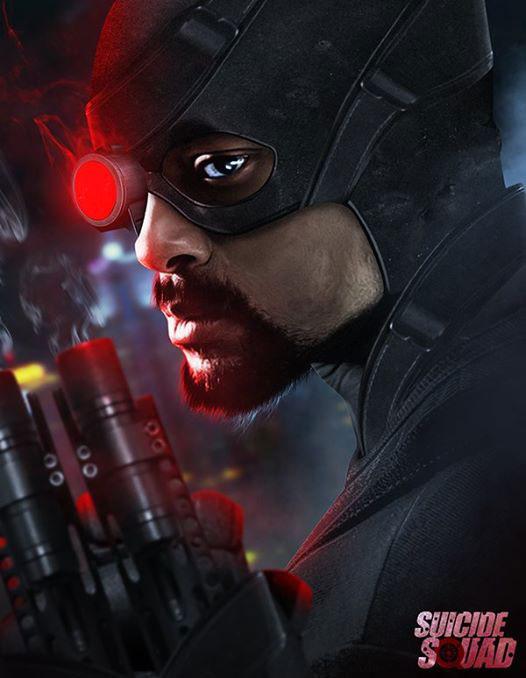 Уилла Смита (Will Smith) в роли Дэдшота (Deadshot) – ещё одного противника Бэтмена