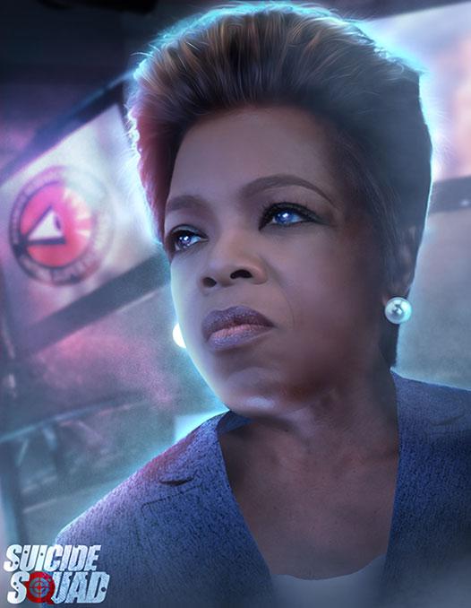 Отряд самоубийц 3D (Suicide Squad): Опра Уинфри (Oprah Winfrey)