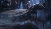 Человек-муравей 3D (Ant-man): первый трейлер к трёхмерной ленте