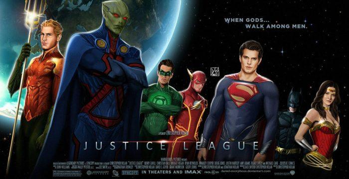 """""""Лига справедливости: Часть 1"""" (The Justice League Part One)"""
