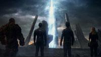 Фантастическая четвёрка 3D: первый дублированный трейлер