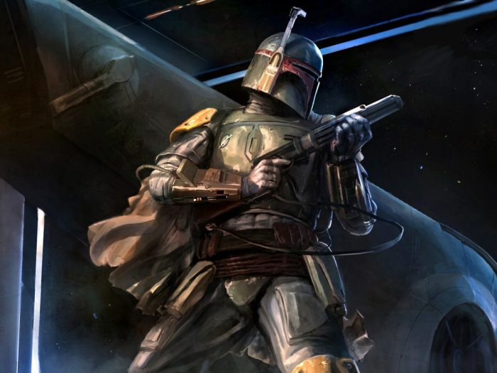Спин-офф «Звёздных войн» (Star Wars) : охотник за головами Боба Фетт (Boba Fett)