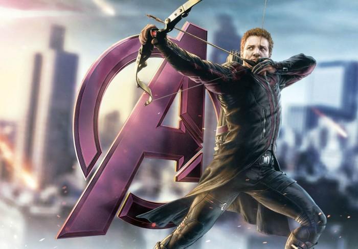 Мстители: Эра Альтрона 3D (Avengers: Age of Ultron): Соколиный глаз (Hawkeye)