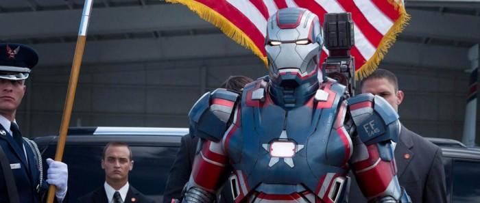 Мстители: Эра Альтрона 3D (Avengers: Age of Ultron): Джеймс Роудс (Colonel James Rhodes) / Военная Машина (War Machine)