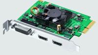 Blackmagic Intensity Pro 4K: PCIe карта для захвата 2160p30 видео