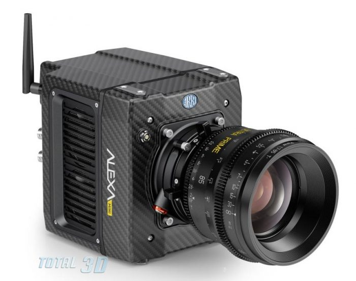 ALEXA Mini: самая лёгкая и компактная 4K-камера ARRI