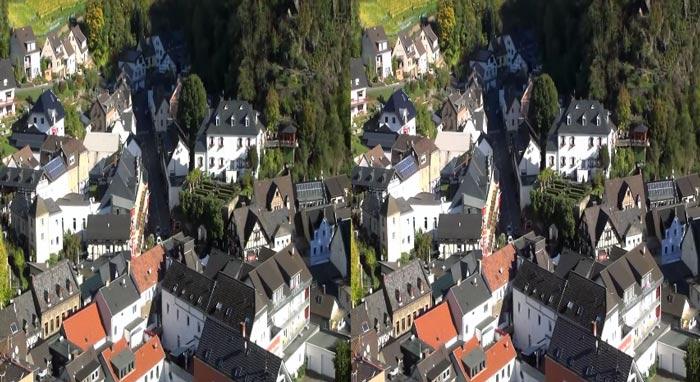 Германия в 3D: виртуальная прогулка на YouTube