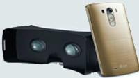 Бесплатные VR 3D-очки для смартфона G3 от LG и Google