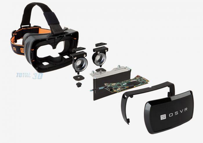 Open Source 3D VR-платформа OSVR