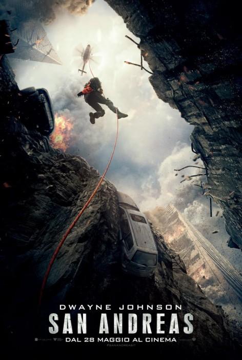 Разлом Сан-Андреас 3D (San Andreas): новый трейлер и постеры