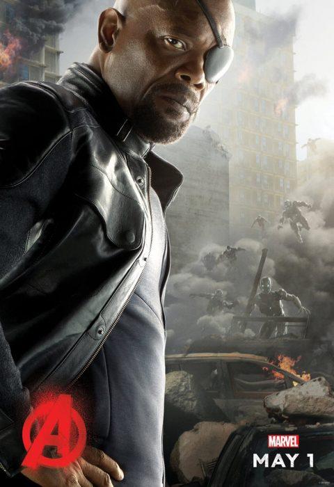 Мстители: Эра Альтрона 3D (Avengers: Age of Ultron): Ник Фьюри (Nick Fury)