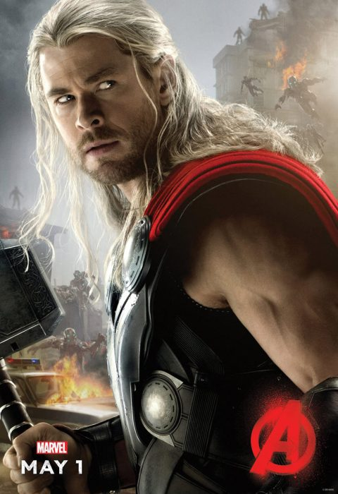 Мстители: Эра Альтрона 3D (Avengers: Age of Ultron): Тор (Thor)