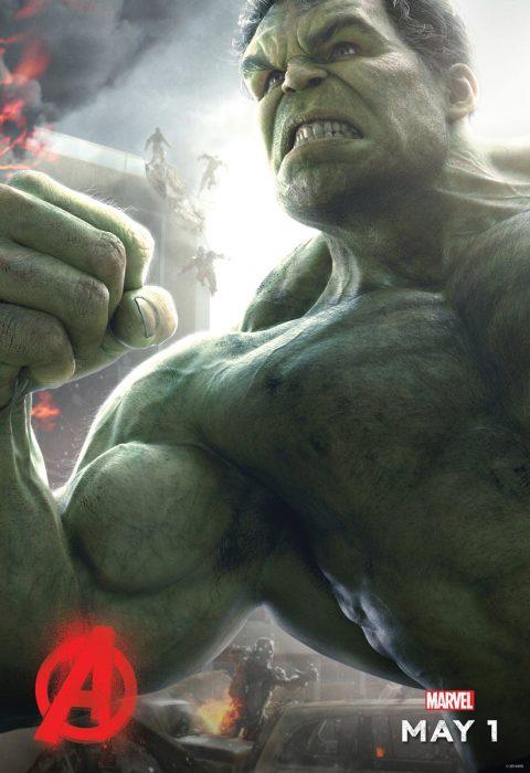 Мстители: Эра Альтрона 3D (Avengers: Age of Ultron): Халка (Hulk)