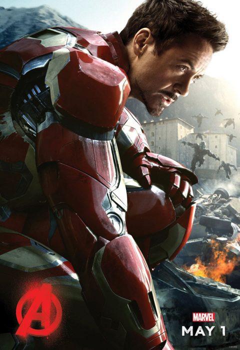 Мстители: Эра Альтрона 3D (Avengers: Age of Ultron): Железный человек (Iron Man)
