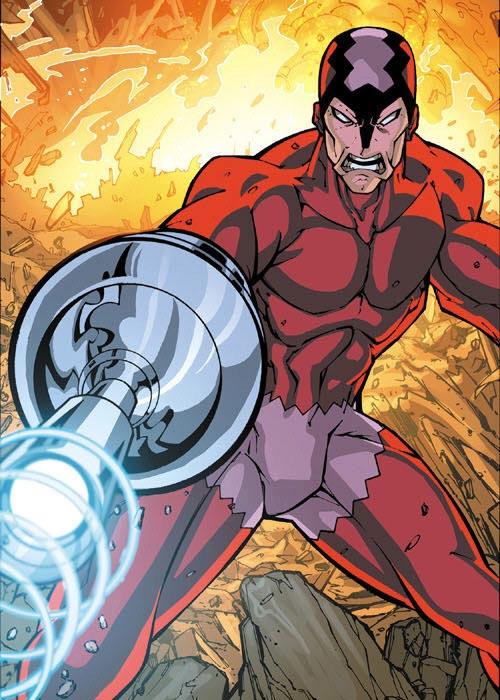 Мстители: Эра Альтрона 3D (Avengers: Age of Ultron): Энди Серкис (Andy Serkis) сыграет Улисса Кло (Ulysses Klaw)