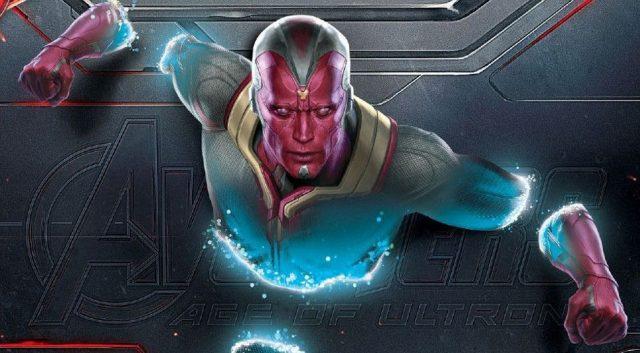 Мстители: Эра Альтрона 3D (Avengers: Age of Ultron): Пол Беттани (Paul Bettany) сыграет Вижена (The Vision)