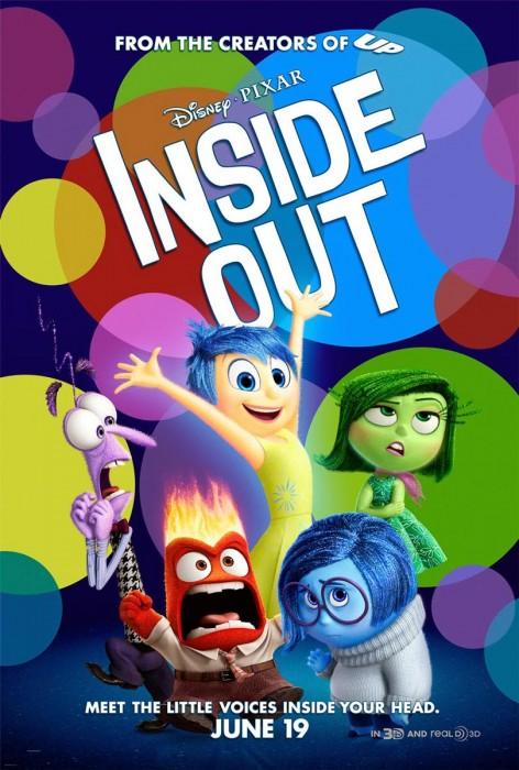 Головоломка 3D (Inside Out): новый трейлер и российский состав озвучки