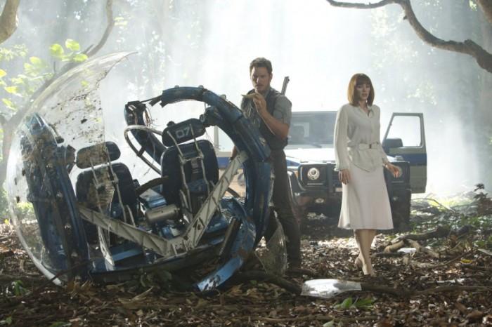 Мир Юрского периода 3D (Jurassic World): новый трейлер к фантастическому триллеру